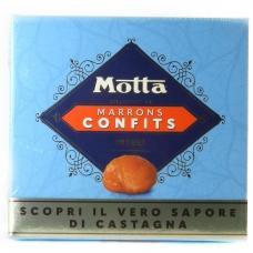 Цукерки шоколадні Motta Marrons Confits Whole Candy 180г