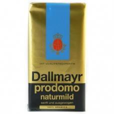 Кава мелена  Dallmayar prodomo naturmild 0.500г