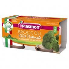 Пюре Plasmon броколі від 6міс. без глютену 80г