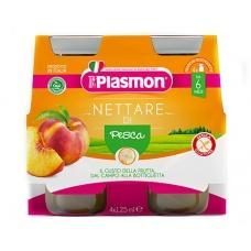 Сік Plasmon персиковий 125мл