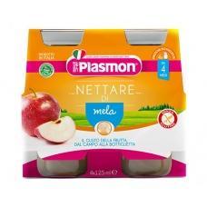 Сік Plasmon яблучний без глютену 4*125мл