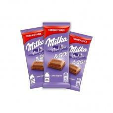 Шоколад Milka молочний 45г