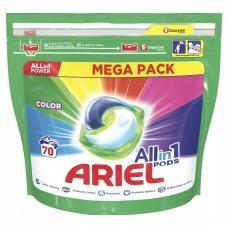 Капсули Ariel для прання кольорових тканин 70*23,8г