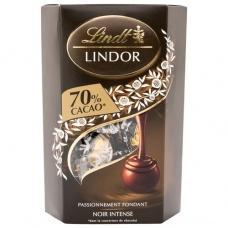 Цукерки Lindt Lindor 70%cacao 200 g