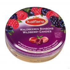 Льодяники Kalfany лісові ягоди 150 г