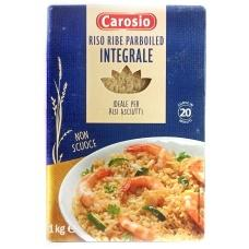 Рис Carosio Riso Integrale 1кг