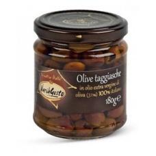 Оливки зелені в оливковій олії 180 г