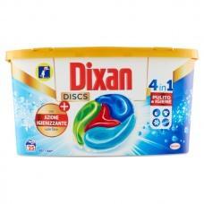 Капсули для прання Dixan Discs універсальні 25шт