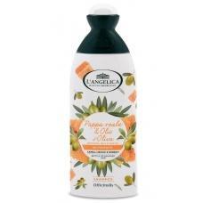 Шампунь L`angelica мед та оливкова олія(для живлення сухого та ламкого волосся) 250мл
