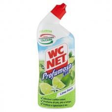 Гель WC NET Profumoso Lime Fresh для догляду за туалетом 800 мл