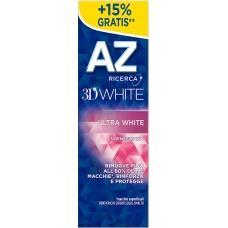 Зубна паста AZ 3D White 3 в 1 ультравідбілення 75 мл
