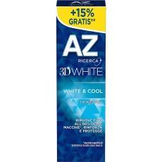 Зубна паста AZ 3D WHITE 3 в 1 відбілювання та свіжість 75 мл