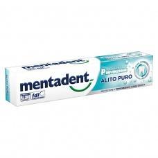 Зубна паста Mentadent Alito Puro 75мл