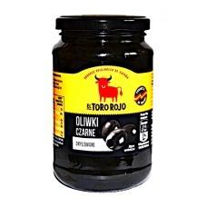 Оливки чорні Toro Rojo 340 гр (без кісточки)