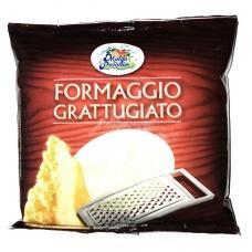 Сир тертий Malga paradiso formaggio crattugiato 350г