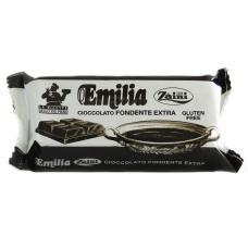 Шоколад Emilia чорний 50% какао 200г