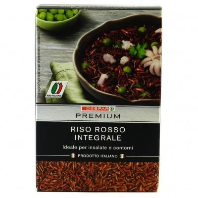 Рис Despar premium червоний 0,5кг