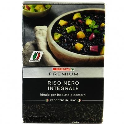 Рис Despar premium чорний 0,5кг