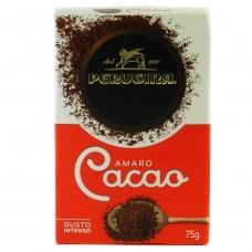 Какао Perugina cacao amaro без глютену 75г