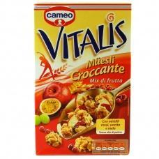 Мюслі Cameo Vitalis з фруктами 300г