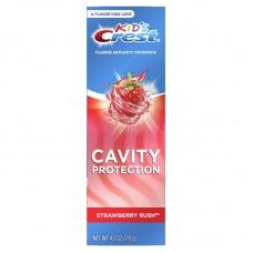 Зубна паста Crest Kids Cavity Protection Strawberry 119г