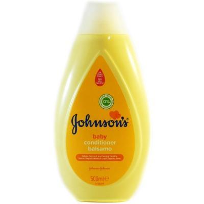 Бальзам-кондиціонер для волосся Johnsons Baby 500мл