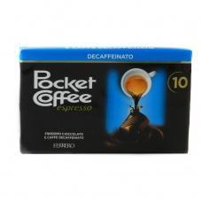 Цукерки шоколадні Pocket Coffee Decaffeinato 125г
