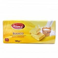 Шоколад Witors білий 100г