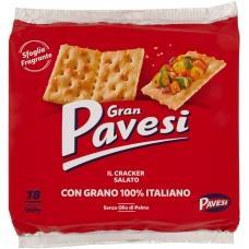 Крекери Gran Pavesi солені 560гр