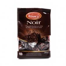 Цукерки шоколадні Witors Noir 250г