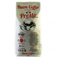 Кава в зернах Buon Coffe Presto 1кг