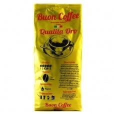 Кава в зернах Buon Coffe Qualita Oro 1кг