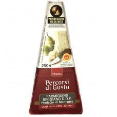 Сир пармезан Parmigiano Reggiano Primia Percori di Gusto 30 mesi 250г