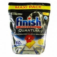 Капсули Finish Quantum для посудомийної машини 60шт