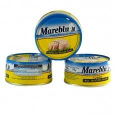 Тунець Mareblu в оливковій олії 120г