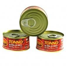 Тунець Tonno 1884 в оливковій олії 80г