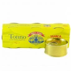 Тунець Marca scudo genova в соняшниковій олії 80г
