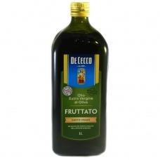 Олія оливкова De Cecco Olio Fruttato extra vergine 1л