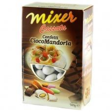 Цукерки Mixer мигдаль в шоколаді cassata 0,5кг