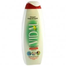 Гель для душу Vidal антибактеріальний 500мл