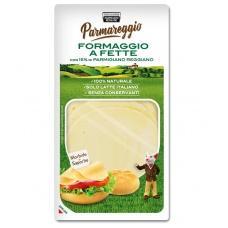 Сир Parmaggio Formaggio a Fette нарізаний 120г