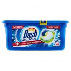 Капсули для прання Dash Extra-Igienizzante 24шт