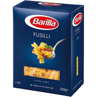 Макарони Barilla Fusilli 0,5кг