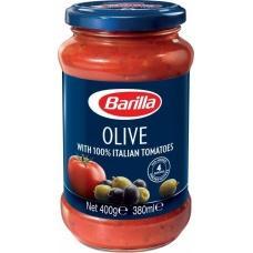 Соус  Barilla з оливками без додавання консервантів  400г