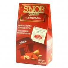 Цукерки SNOB мигдаль в фруктовому шоколаді 200г
