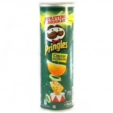 Чіпси Pringles цибуля та сир 165г