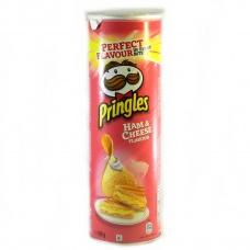 Чіпси Pringles шинка та сир 165г
