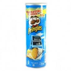 Чіпси Pringles з сіллю і оцту 165г