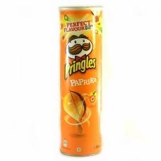 Чіпси Pringles паприка 200г