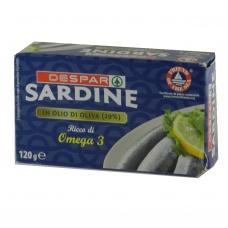 Сардина Despar 120г